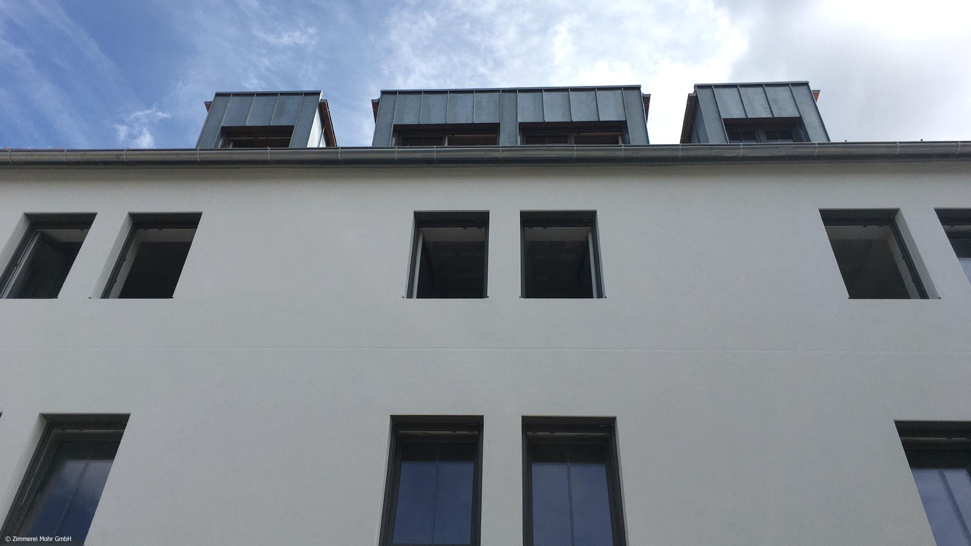 APS 11 – Kernsanierung eines Mehrfamilienhauses in Ansbach